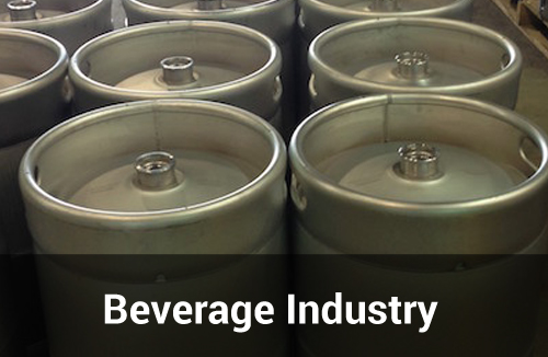 Beverage Industry Kegs and Containers by Sharpsville Container