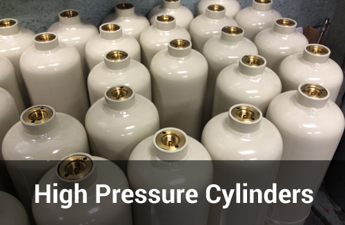 High Pressure Cylinders from Sharpsville Container