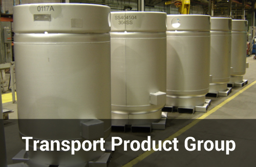 Transport Product Group by Sharpsville Container