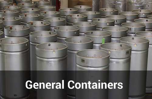 General Purpose Containers from Sharpsville Container