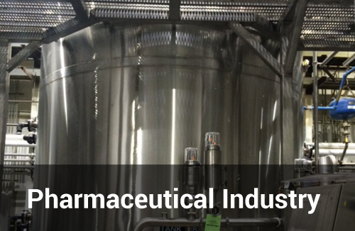 Pharmaceutical Industry Tanks and Vessels from Sharpsville Container
