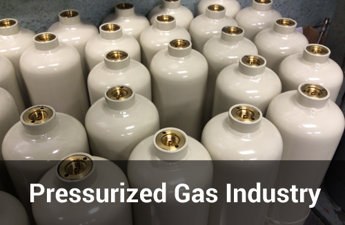 Pressurized Gas Industry by Sharpsville Container