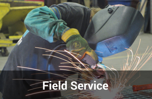 Field Service and Vessel Tank Repair by Sharpsville Container