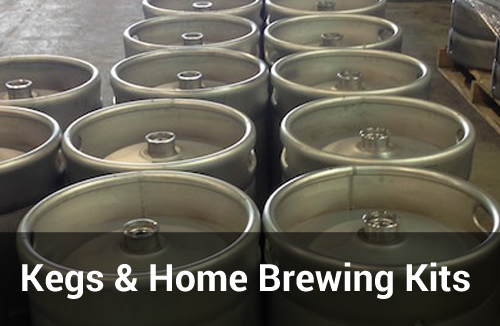 kegs and home brewing kits by sharpsville container