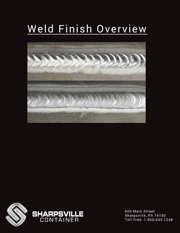 Weld Options Overview Cover