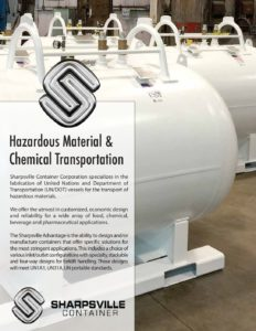 HazMat Chemical Transport
