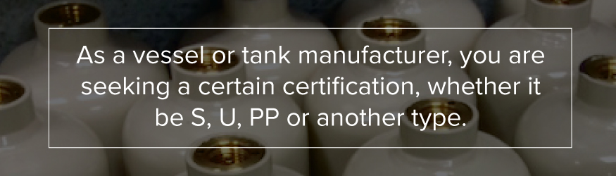 tank and vessel certification graphic