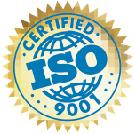 ISO 9001 Certification Symbol