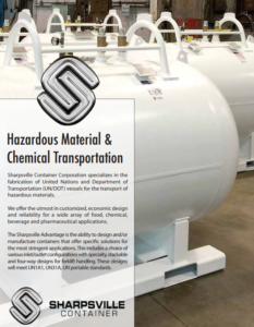 Hazardous Material & Chemical Transportation