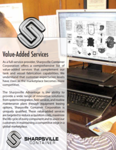 Sharpsville Container Value-Added Services PDF